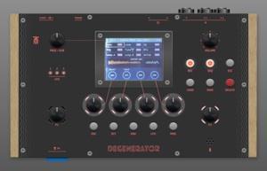 de-generator synthesizer diy