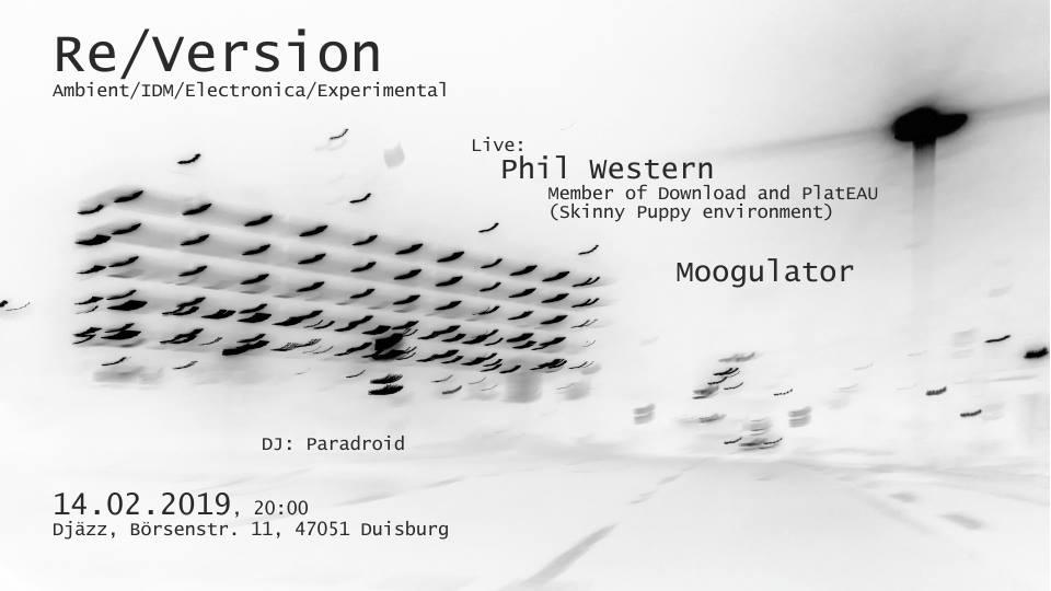 Duisburg Phil Western Moogulator