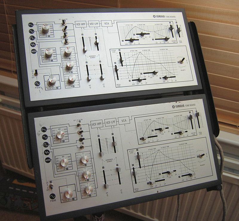 yamaha GX1 toneboard