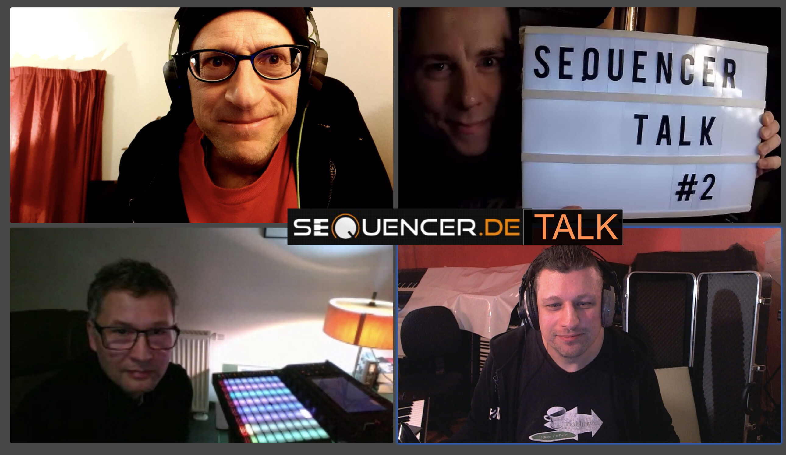 Sequencer Talk 2