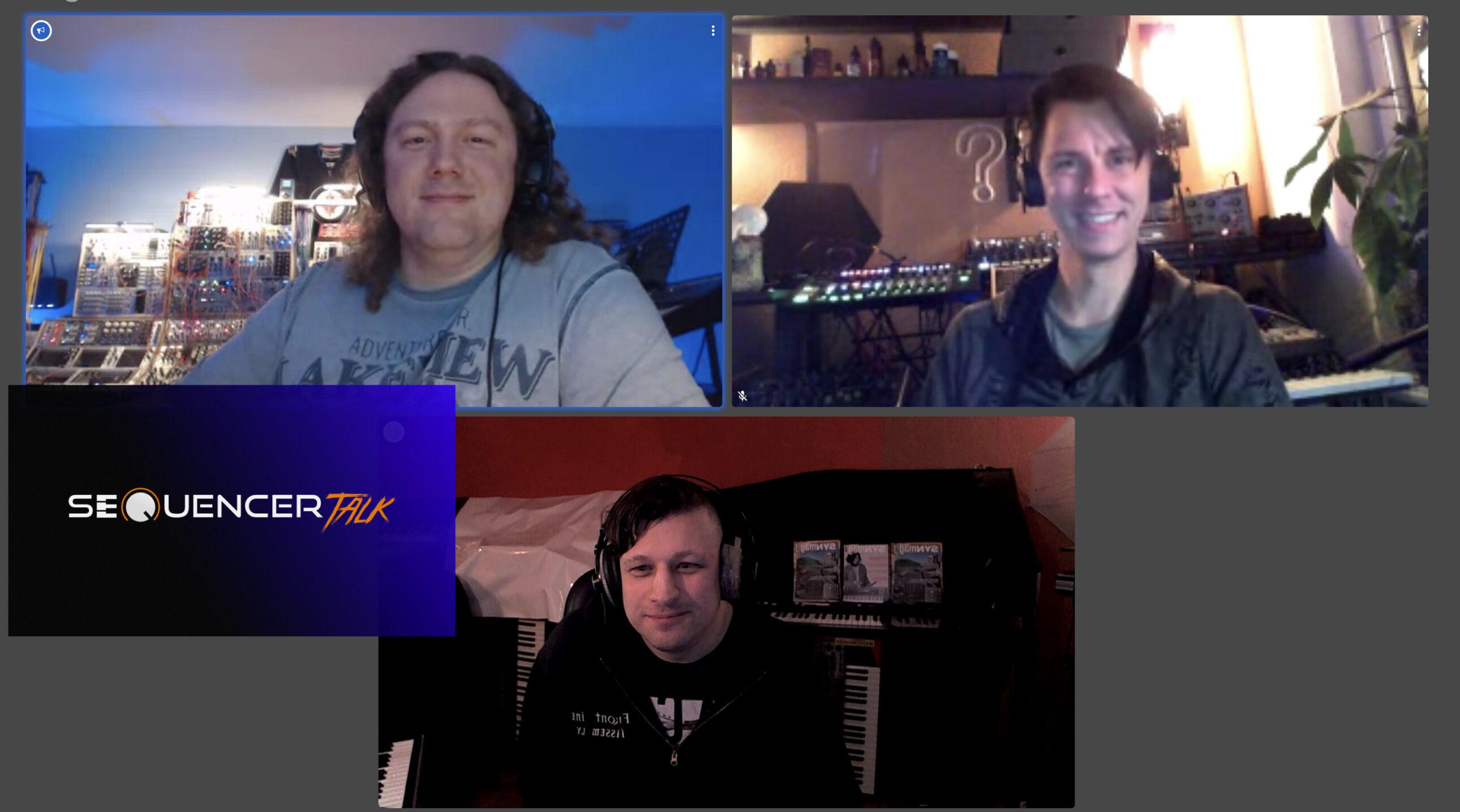 Sequencer Talk 3 Videotalk