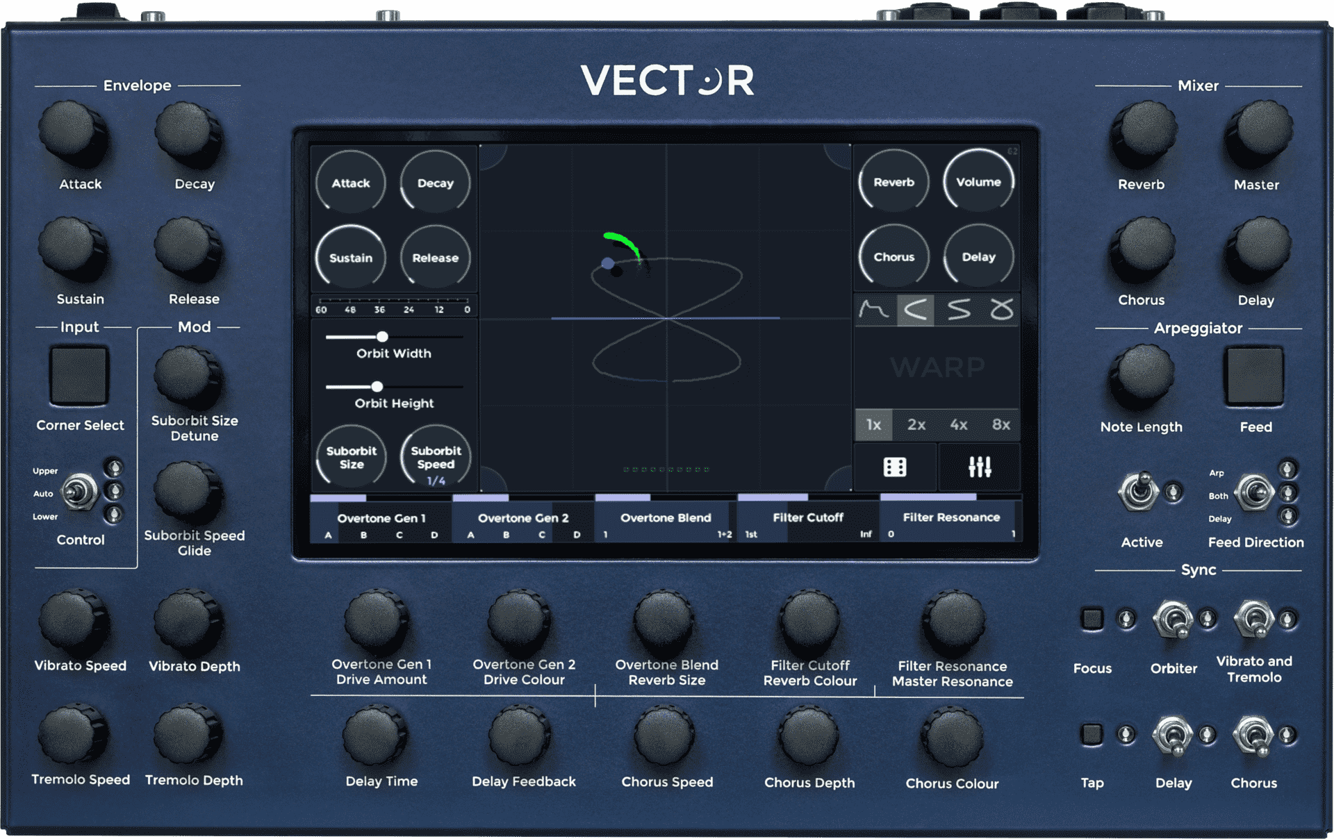 vector-Synthesizer