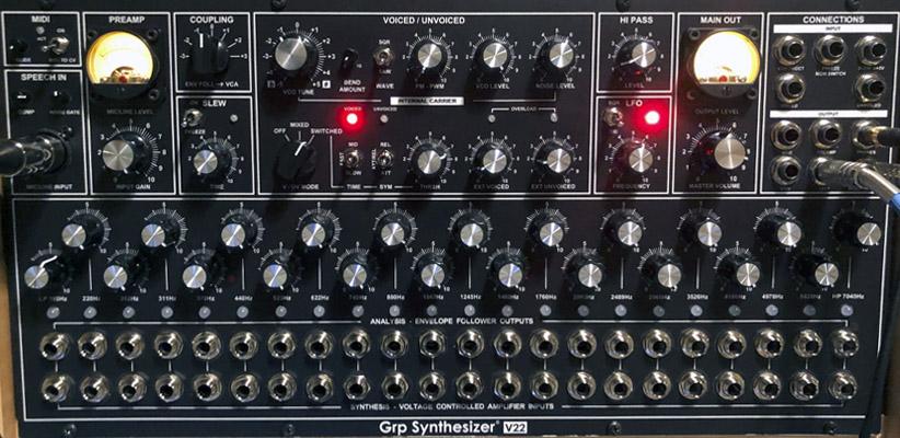 GRP V22-Vocoder