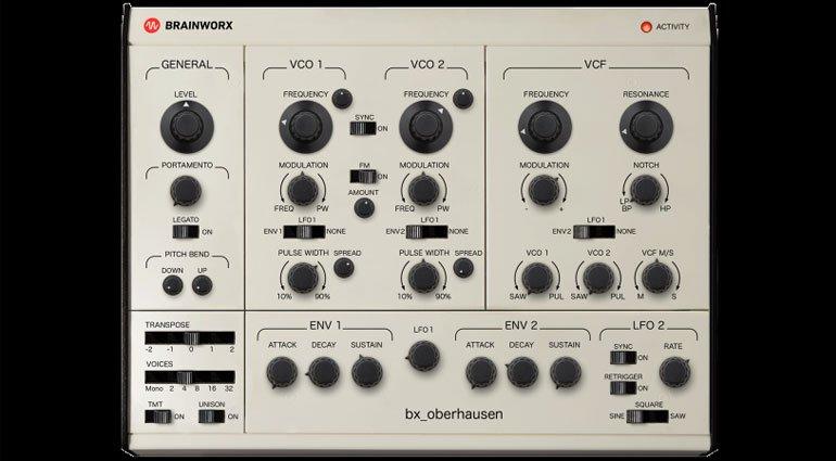 brainworx-oberhausen - Oberheim SEM Emulation