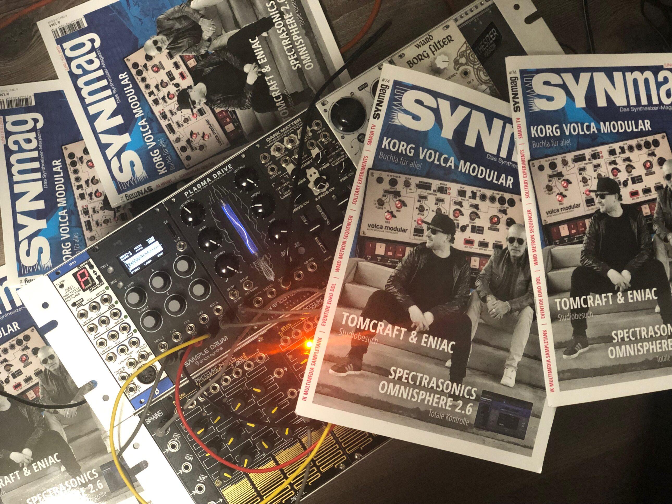 SynMag 74 - Das Synthesizer-Magazin