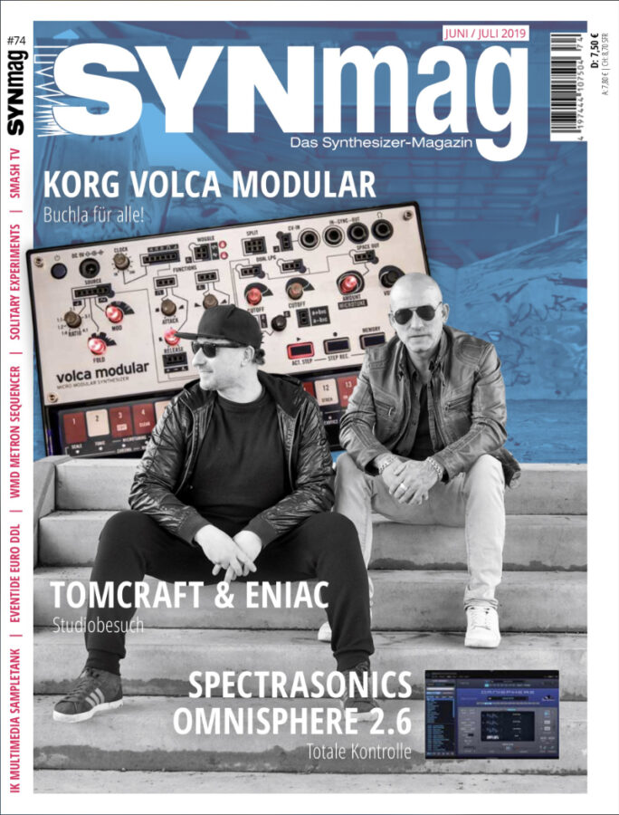 30.5. SynMag 74 - Das Synthesizer-Magazin