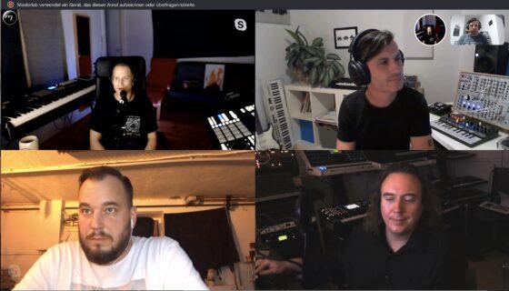 Modular SynthTalk Masterlab Academy