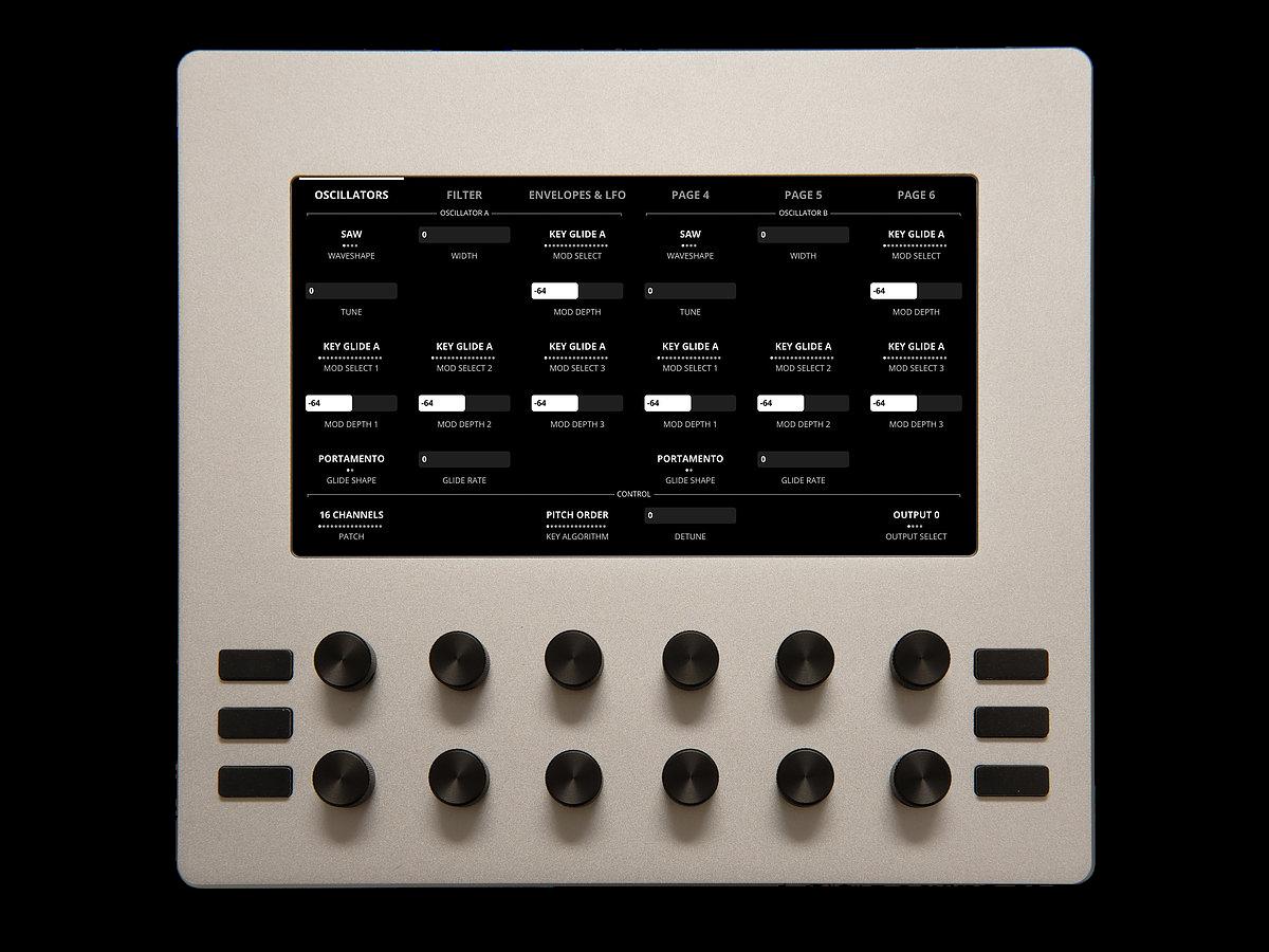 Controller electra-one