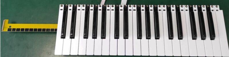 Behringer Polypressure Tastatur