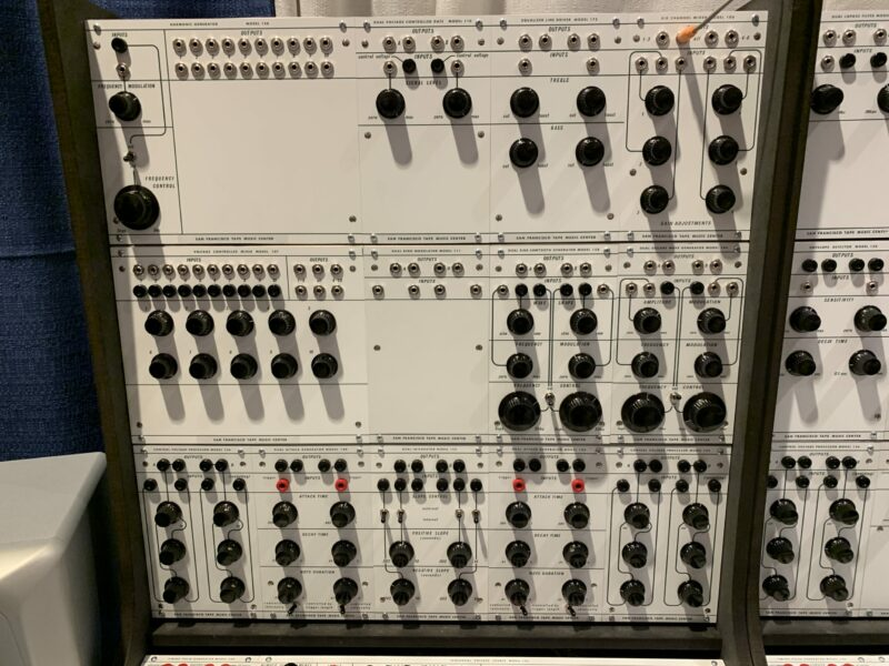 Buchla System 100