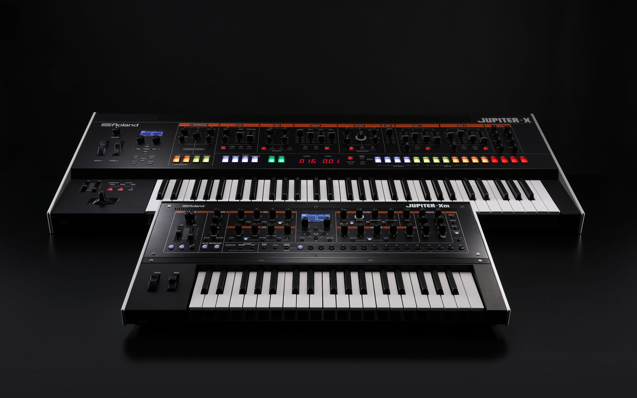 Roland JUPITER-X-und-Xm
