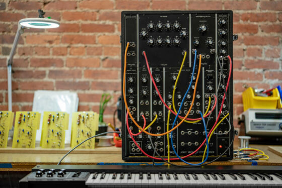 Moog Model 10 Modular Synth