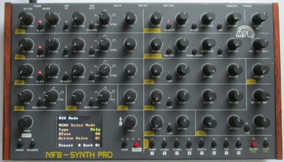 Mfb-Synth-Pro