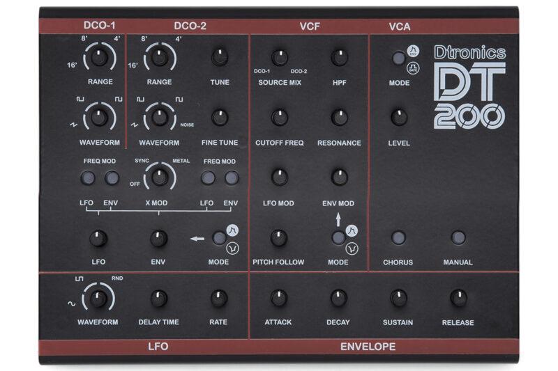 DT200 Programmer für JX3P