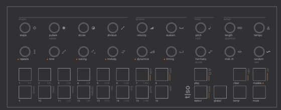 Torso T1 Sequencer