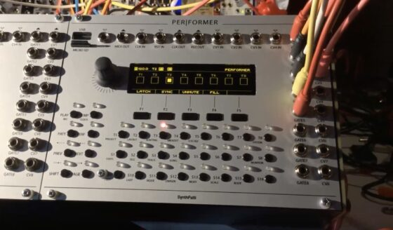 Westlicht Performer Sequencer