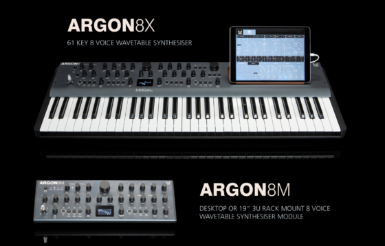 Modal Argon8M Synthesizer