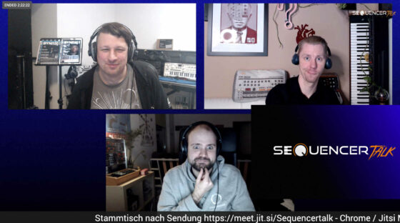 SequencerTalk 31 mit Tom