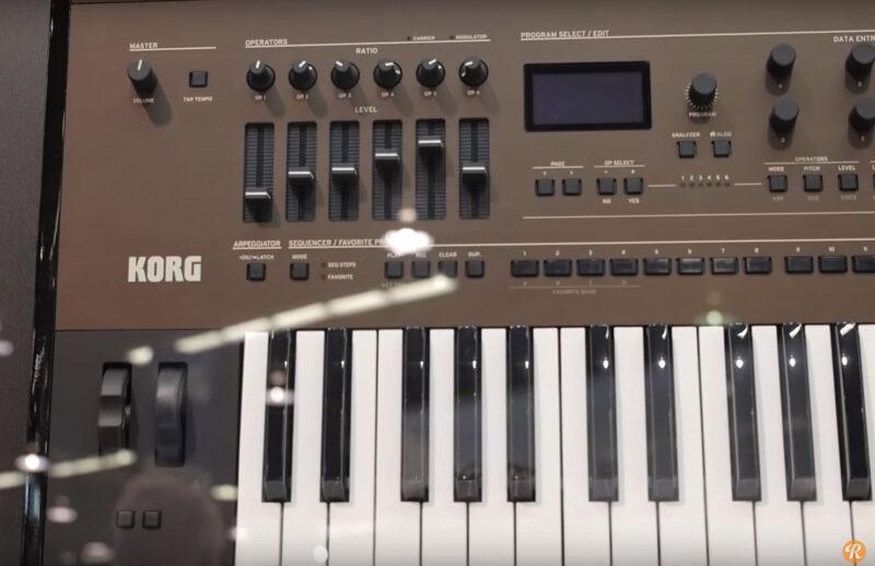 korg-opsix-fm-synthesizer
