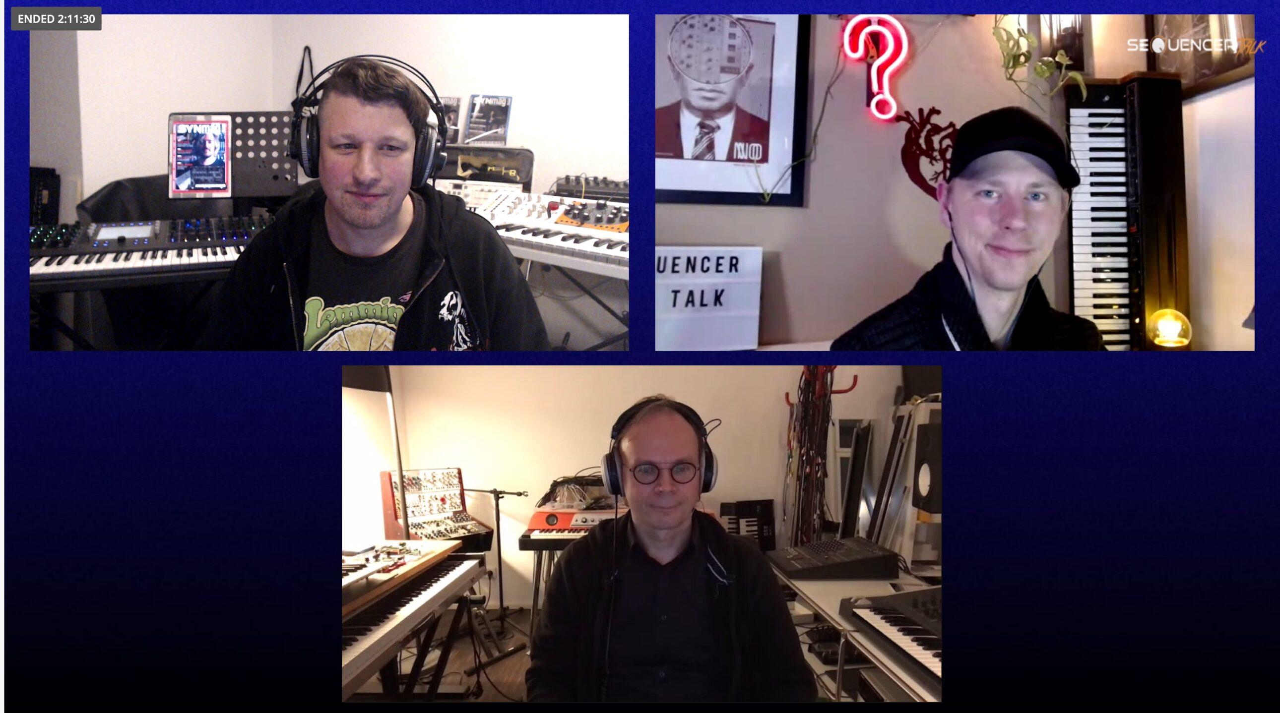 SequencerTalk 38 Rolf von Waldorf