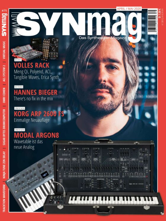 SynMag 79 - Das Synthesizer-Magazin