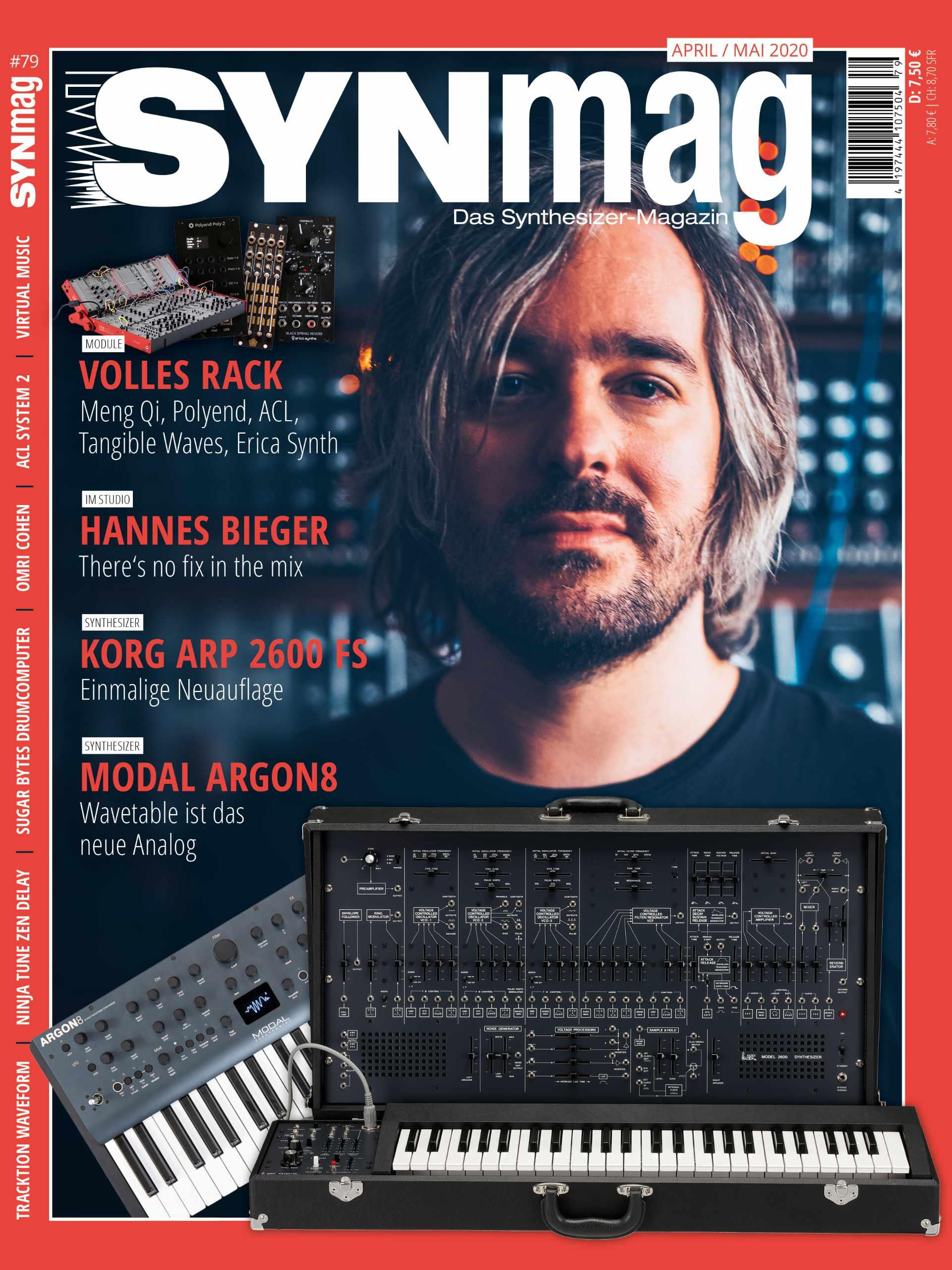 SynMag 79 - Das Synthesizer-Magazin