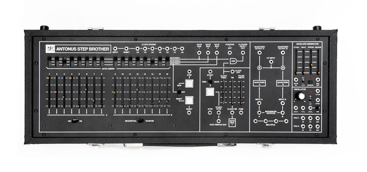 Antonus ARP-1601-Sequencer-Clone