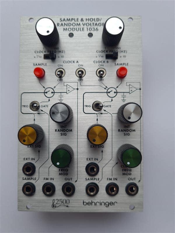 Behringer ARP2500 random