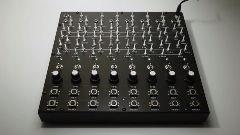Soma Ornament8 Sequencer