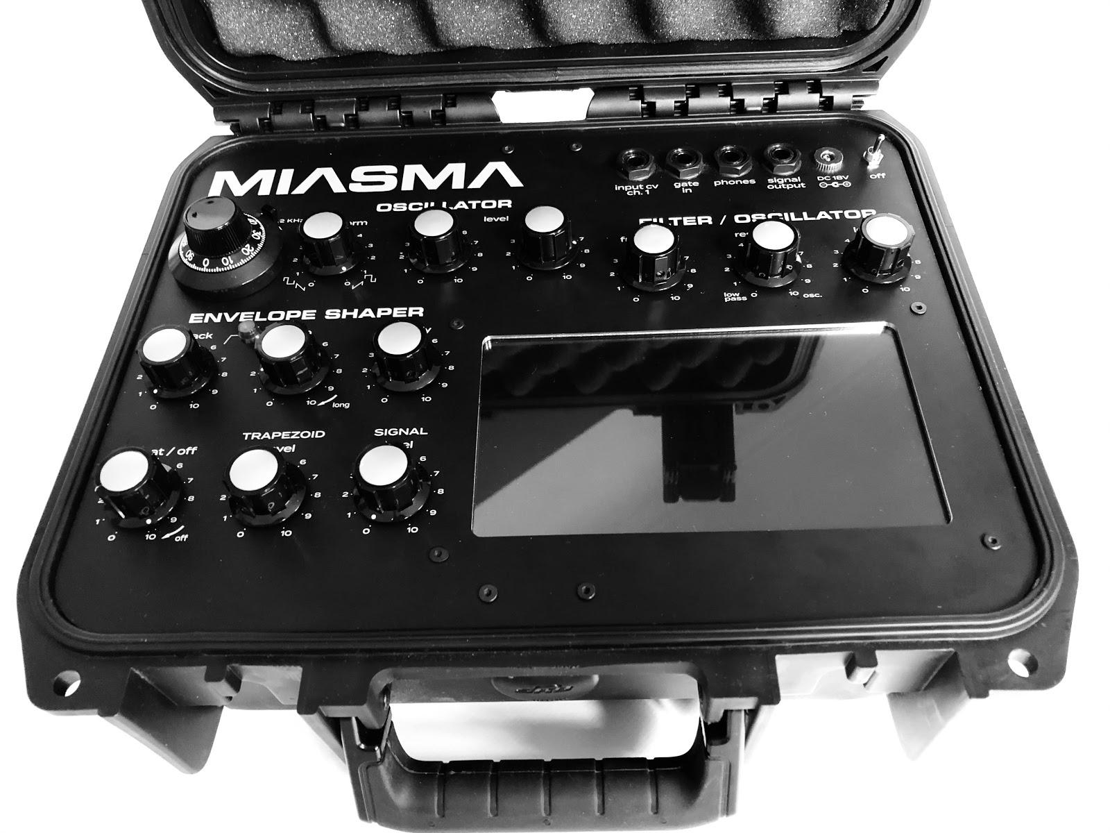 Pin-Electronics Miasma