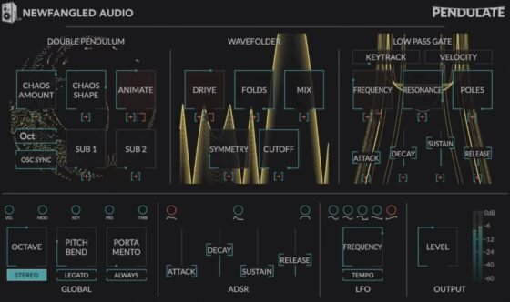newfangled audio pendulate by eventide synth
