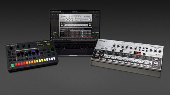 Roland TR6S TR06 TR606 Drummachine