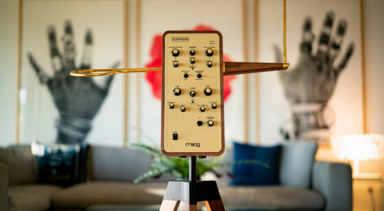 moog-claravox theremin