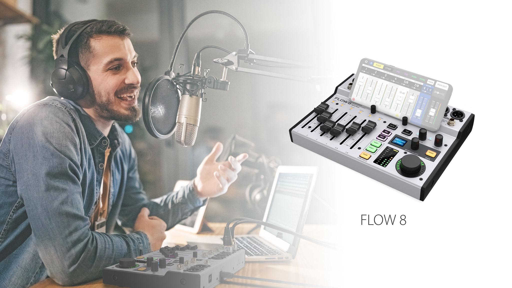 Behringer Flow8 Digitalpult