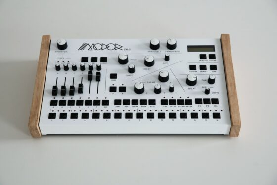 Modor DR2 Drumsynthesizer