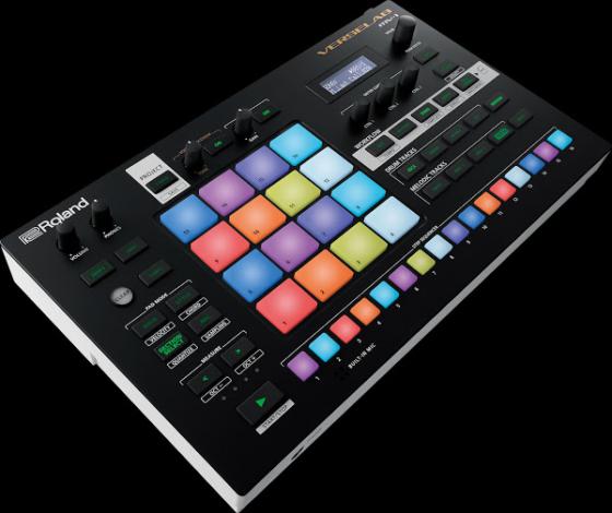 Roland mv1 Groovebox