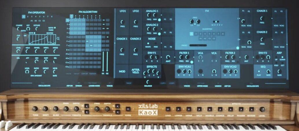 Xils-Lab Kaox FM-Synth