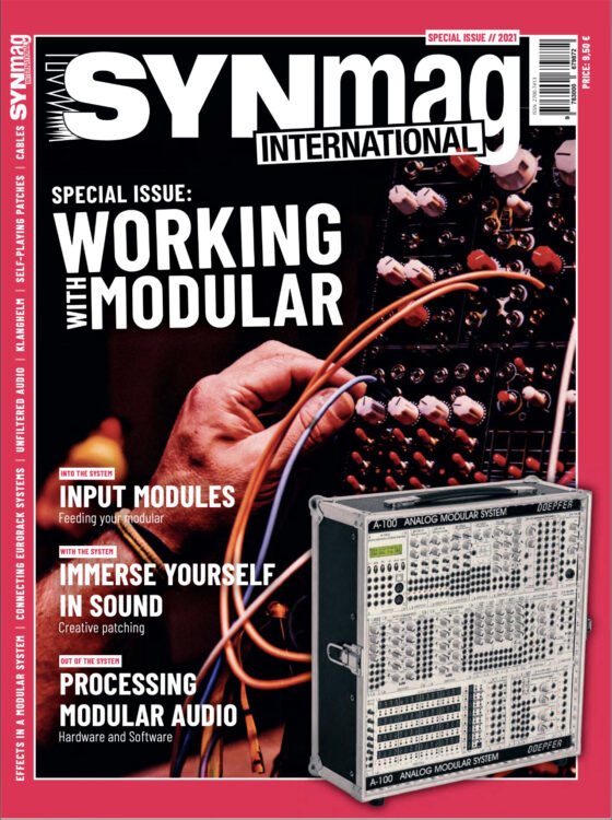 SynMag International Special 2021 Synthesizer-Magazine
