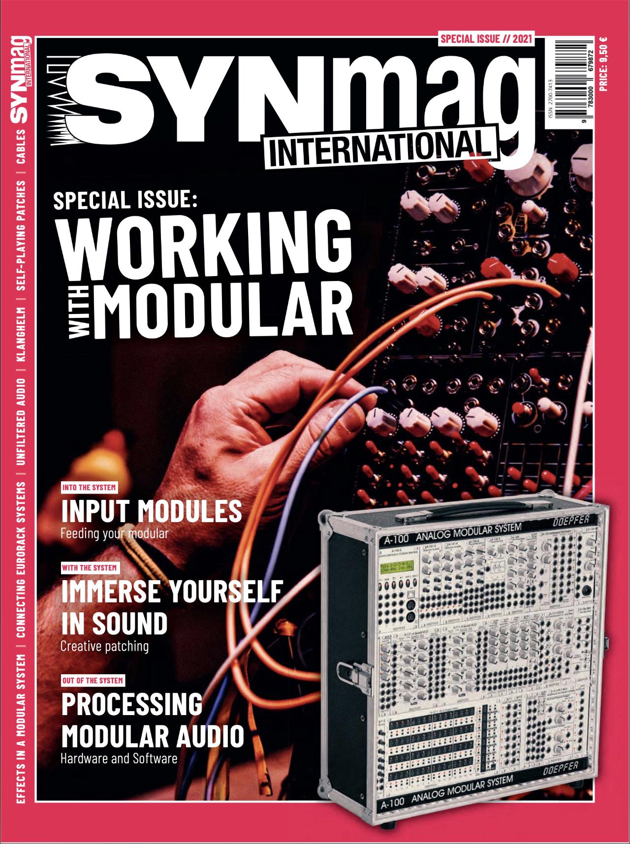 SynMag International Special 2021 Synthesizer-Magazine