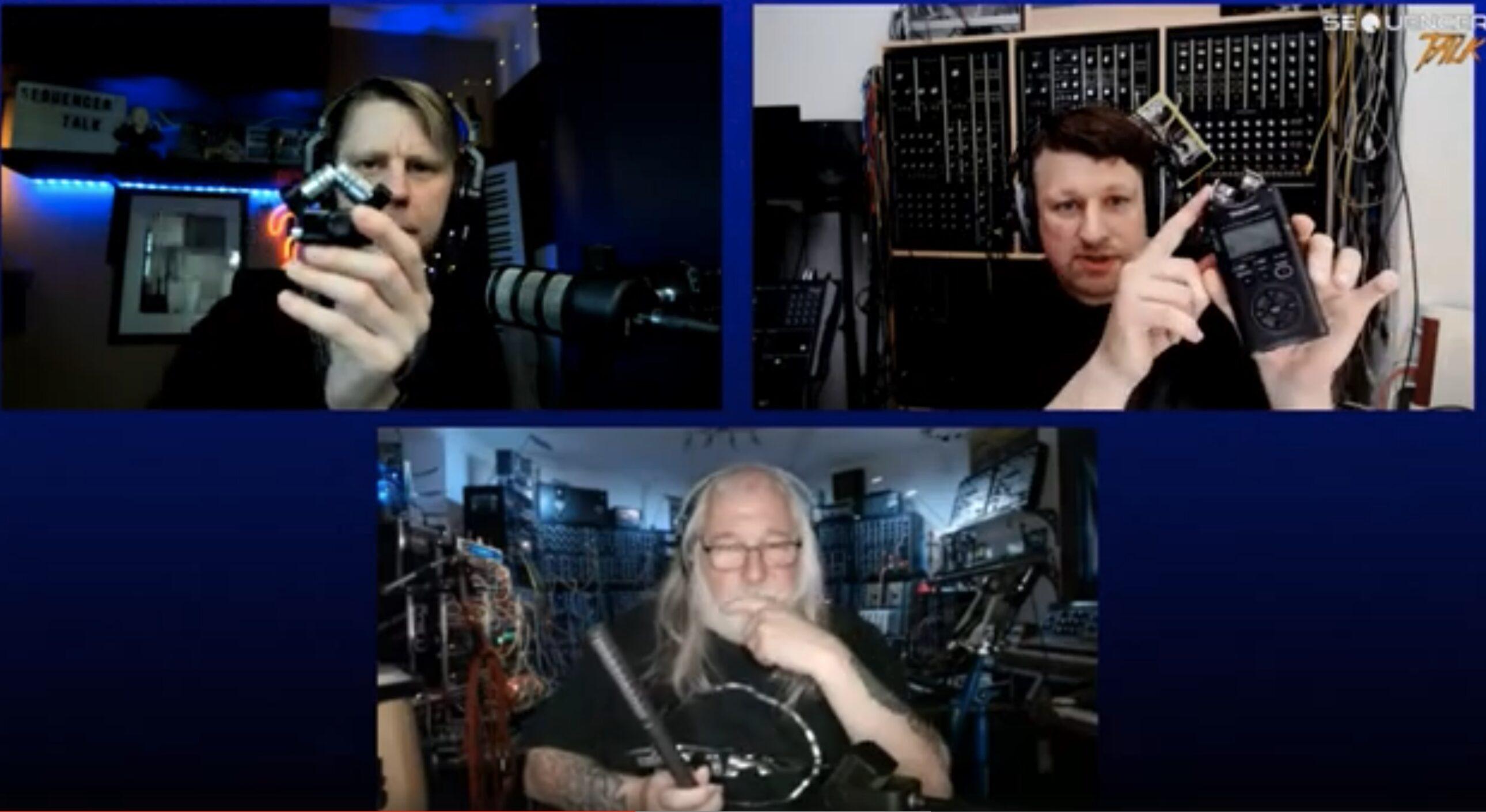 SequencerTalk 92 Field Recording