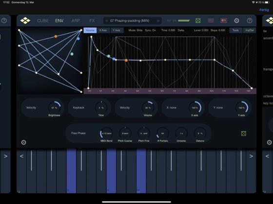Virsyn Cube Pro Synth