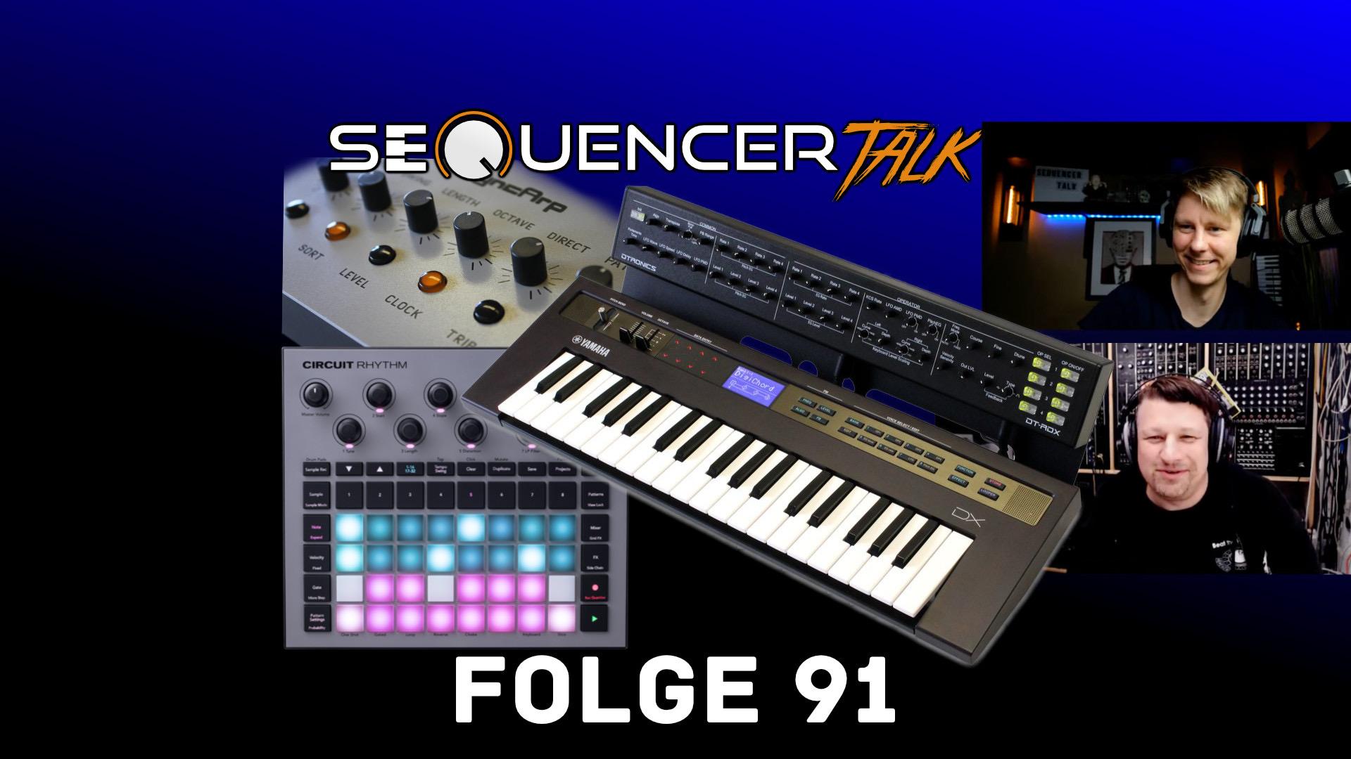 sequencertalk 91