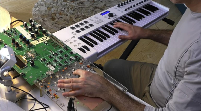 Soma Labs Reflex Synthesizer