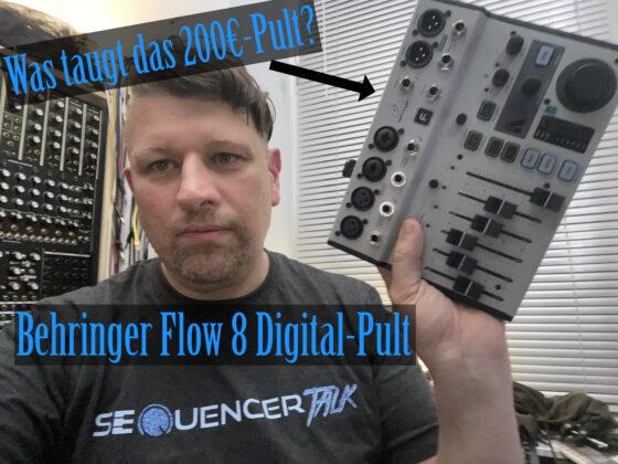 SequencerTalk Flow8 Behringer
