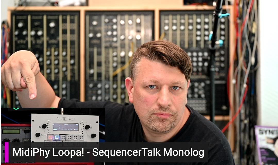 Midiphy Loopa Midi Looper Sequencertalk Monolog