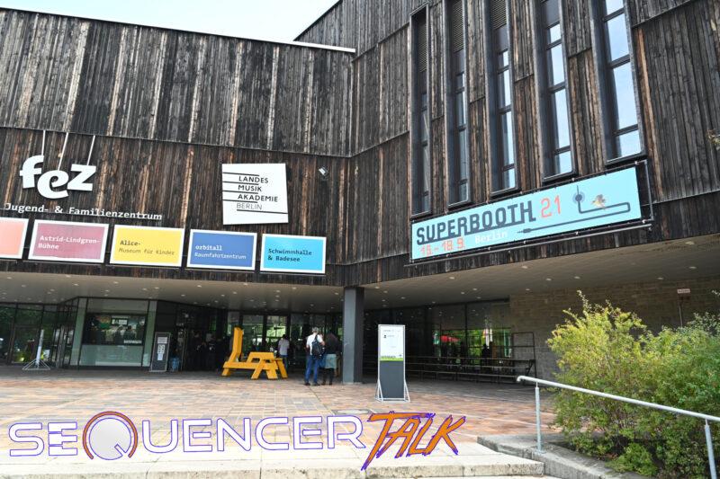SequencerTalk 102 Superbooth 2021 Berlin