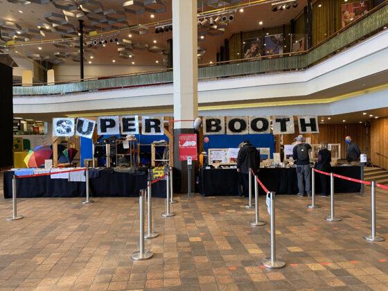 Superbooth 2021 - Interviews und Synthesizer - Videos und Bilder