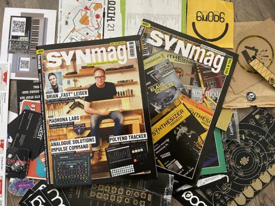 SynMag 88 Das Synthesizer-Magazin