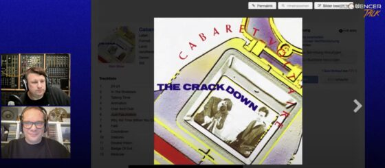 SequencerTalk Cabaret Voltaire Crackdown