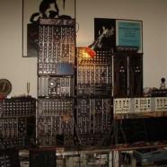 No Moog, Arp, Korg, Yamaha..